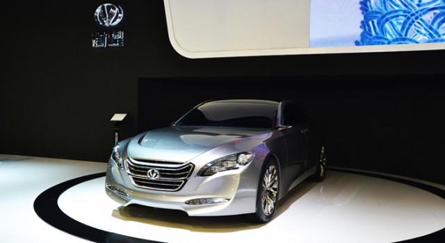 北京现代首望汽车